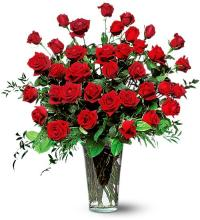 Three Dozen Red Roses (Best Deal)