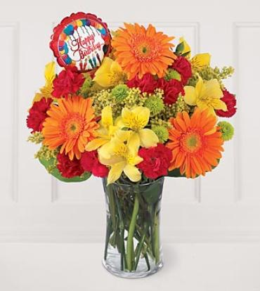 Birthday Blooms Bouquet