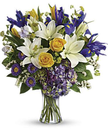 Floral Spring Iris Bouquet (New✔)