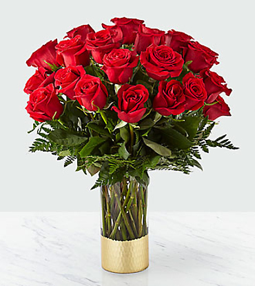 Georgeous Red Roses