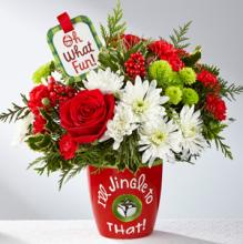 I\'ll jingle to that by Hallmark (NEW)